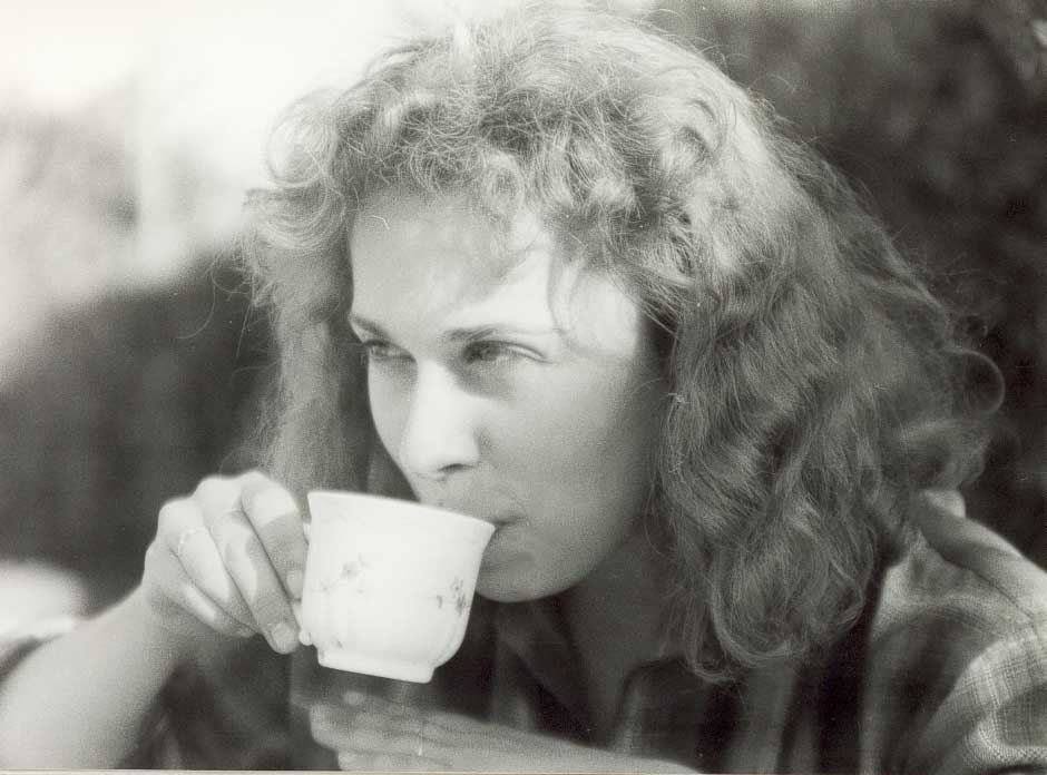 Nathalie . Photo à la tasse